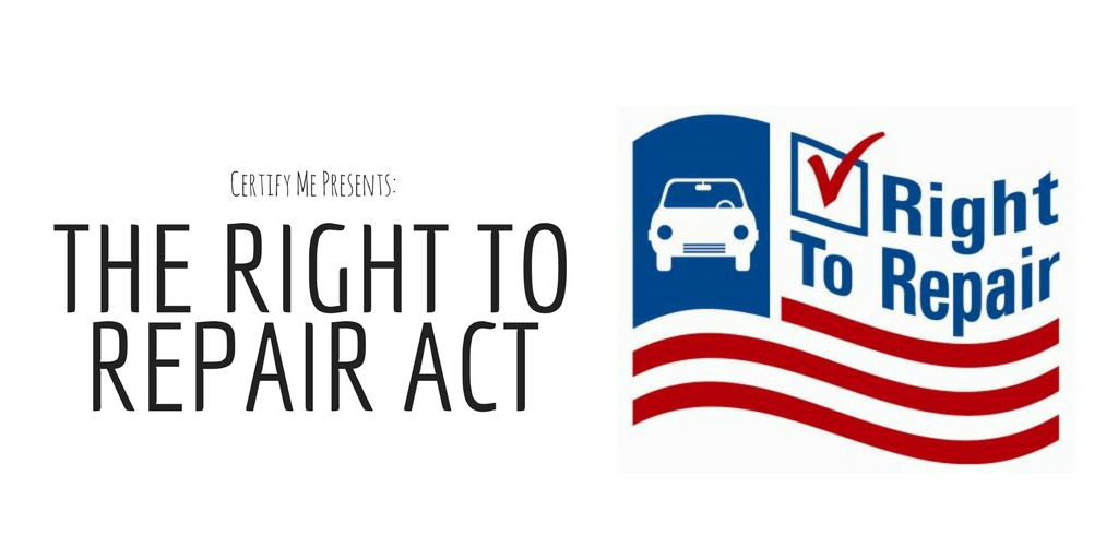 right to repair act